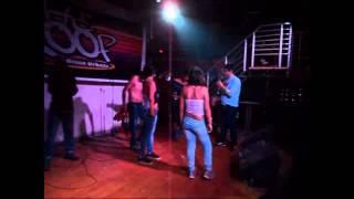 El Mejor Baile del Perreo en la - THE ROOF  EL Rey Del Doble Paso