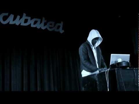 Actress || live @ Paradox Tilburg #Incubated || 03-03-2011