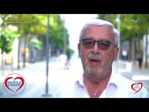 Elettori & Eletti 2017/18 021 Vincenzo Valente, lista Bisceglie d'amare