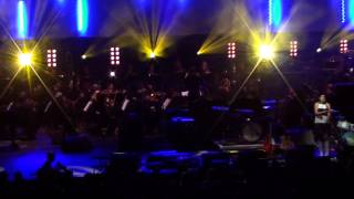 Gemma Ray - Fire House (with Filmorchester Babelsberg) live in Berlin 2012