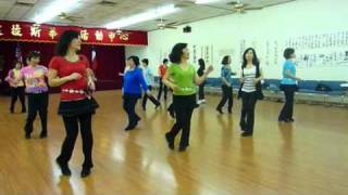 Say Hey Samba - Line Dance (Dance & Walk Thru)