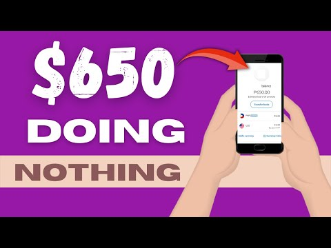 3 New Apps That Will Give You $650 For FREE (Make Money Online 2021)