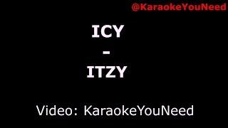 [Karaoke] ICY - ITZY