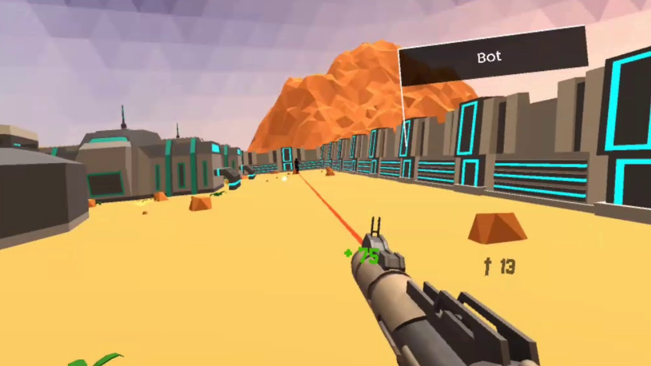 VR Arena: A FREE PvP Multiplayer FPS for Oculus Rift, Oculus Go, Gear VR  and Daydream