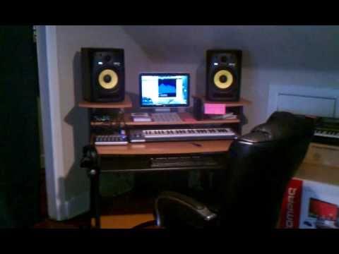 Vision S Home Studio Youtube