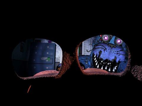 Secret Freddy mask cheat?! (FNAF4)