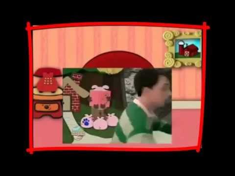 Blue's Clues - Notebook Drawings (Blue's Story Time) - YouTube