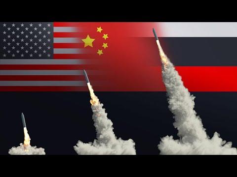 КОШМАР для США: В Американцы признались, что отстали от России в гиперзвуковом оружие