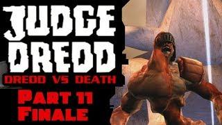 LP Judge Dredd Vs. Death: Planet Dead World (Ending)