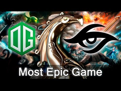 Most Epic game of Frankfurt Major — Secret vs OG grand finals highlight