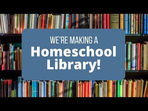 Finding Hidden Gems To Make A Homeschool Library    Master Books Tip