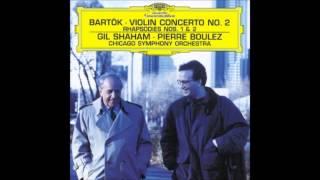 Belá Bartók, Rapsodia No. 2, Sz. 89 - Segunda parte