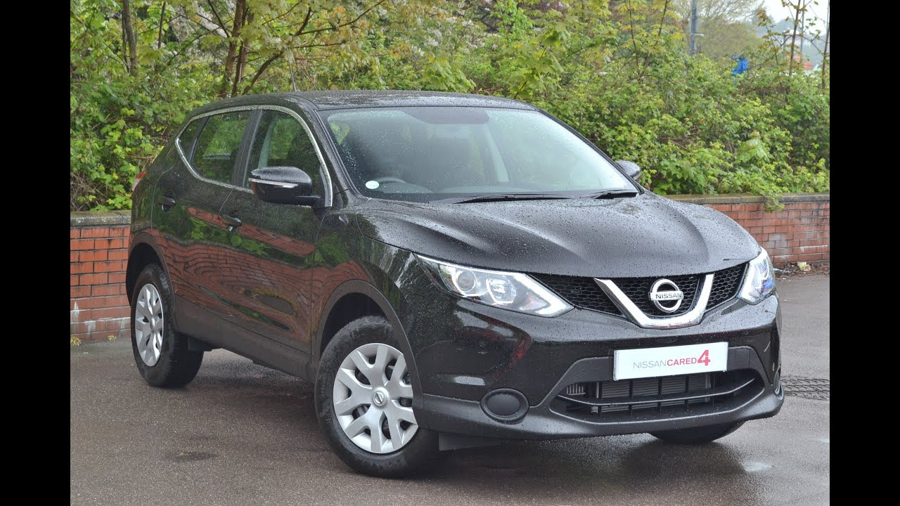 wm63yfd demo next generation nissan qashqai visia at. Black Bedroom Furniture Sets. Home Design Ideas