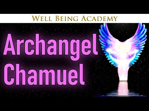 �� ��️ Let Archangel Chamuel Bring You Love, Happiness, Joy and Peace