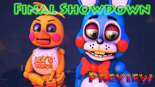 [SFM] [FNaF] 'Final Showdown' |Resistance| by Skillet (Cover by SixFiction) [Preview]