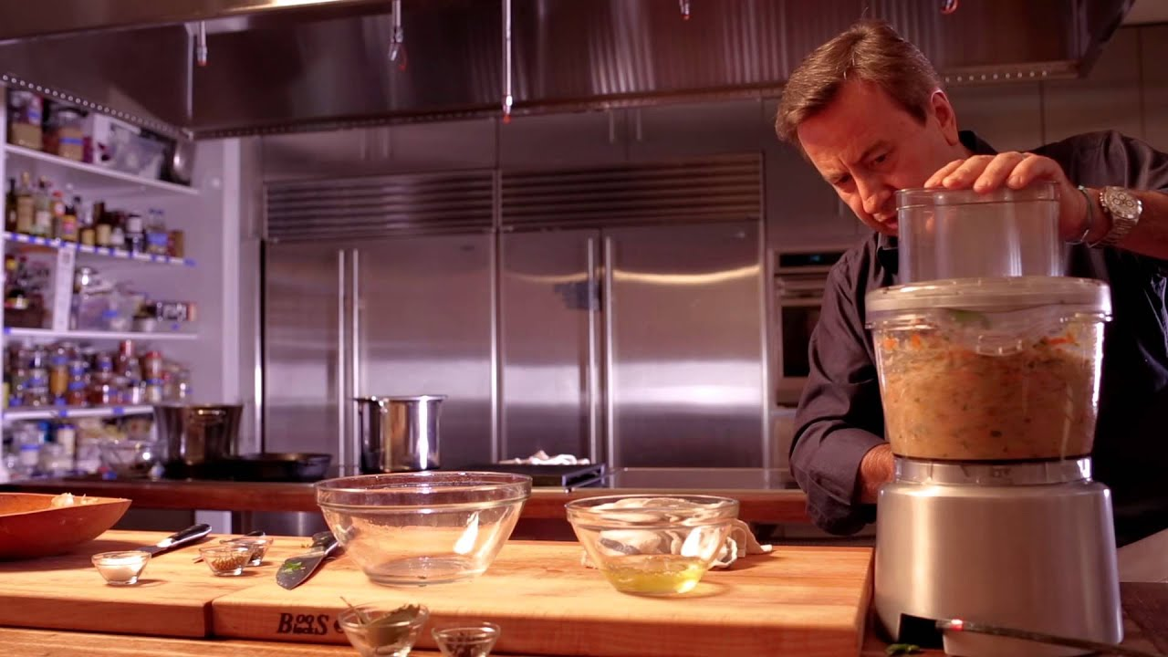 Daniel Boulud Makes Chicken Consommé   YouTube