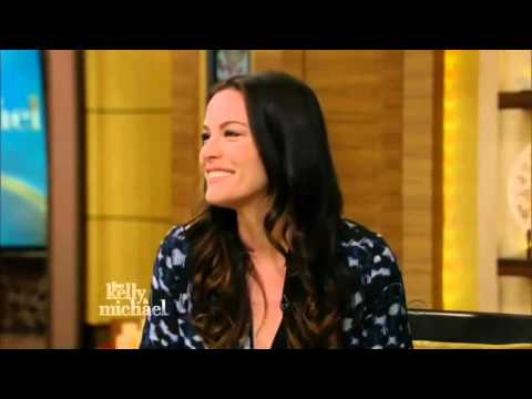 Liv Tyler   Live With Kelly  Michael1