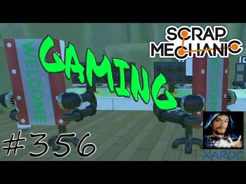 "Scrap Mechanic ""TheCave: Gaming Studio für alle"" #356 🐶 deutsch / german"