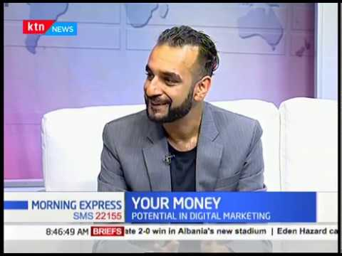 Jerry Jariwalla, digital marketing expert | Your Money