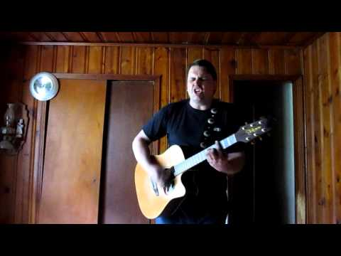 Johnny Tarr - by Gaelic Storm - acoustic cover - by Michael Richardson