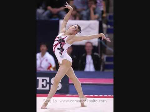 Gymnastics Floor Music Vanessa Ferrari 2006 Youtube