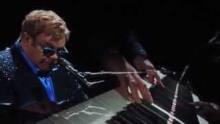 Elton John - Rocket Man - LIVE Sacramento 10.01.2014