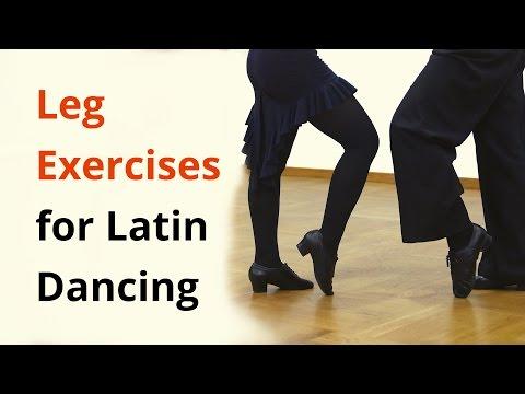 9 Exercises for Legs in Latin Dancing  Ballroom