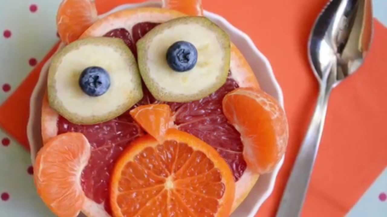 26 Platos HERMOSOS decorados para niños - Paulina Cocina - YouTube