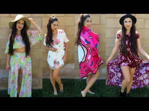 Try On Haul   SHEIN