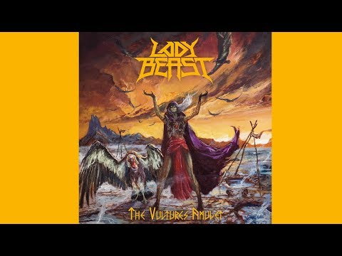 "LADY BEAST ""The Vulture's Amulet"" [Heavy Metal Band] FULL ALBUM 2020"