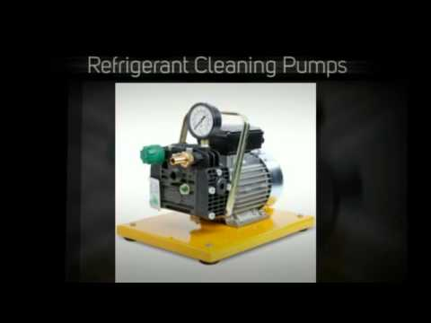Air Conditioning Chemical Cleaning Equipment In Manchester