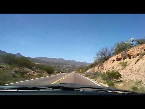 Living in a Prius. ..Tucson to Globe AZ