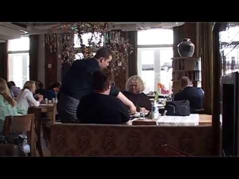 aleida werkt bij grand cafe de lindenhof in soest - youtube