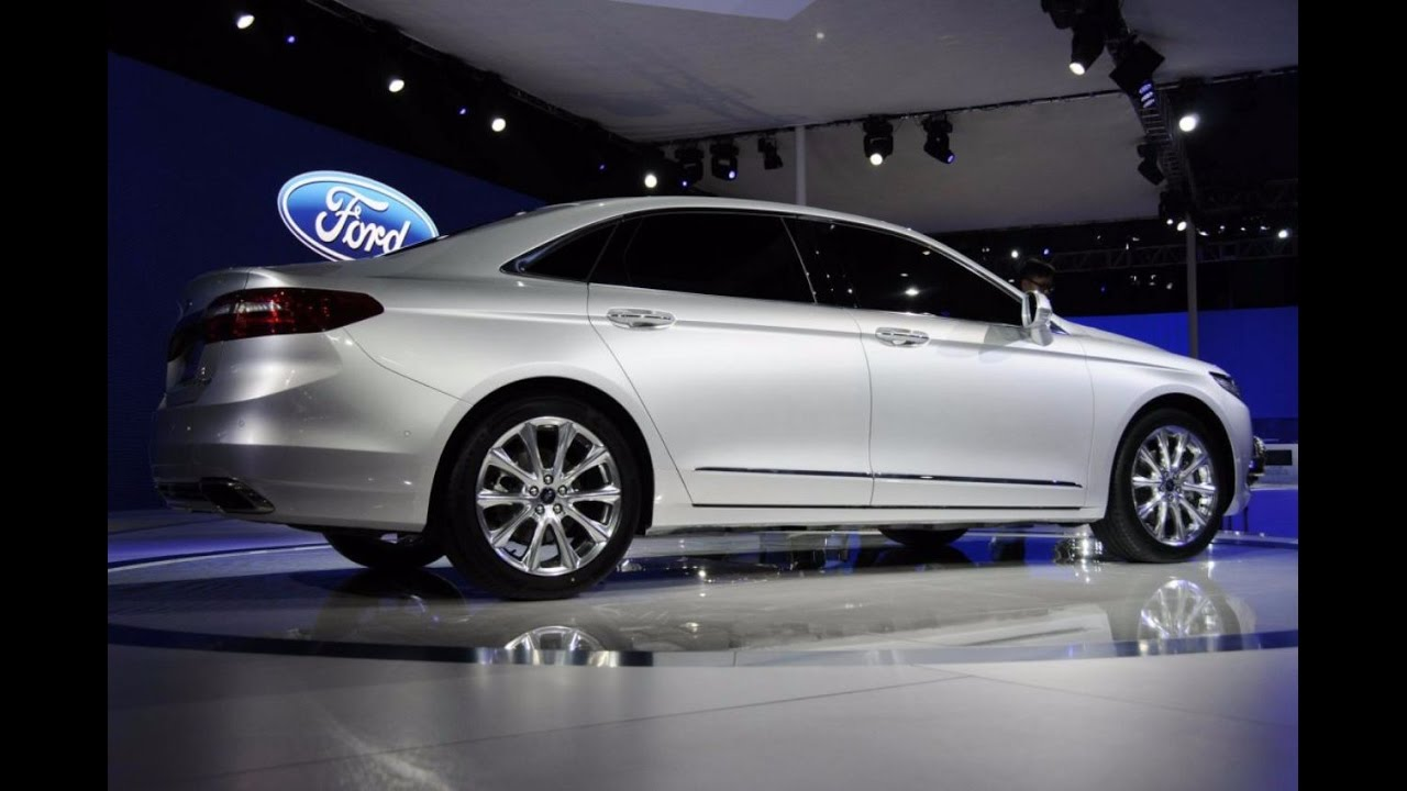 2018 Ford Taurus Youtube