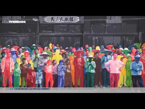 Art: Gérard Fromanger colore le monde...