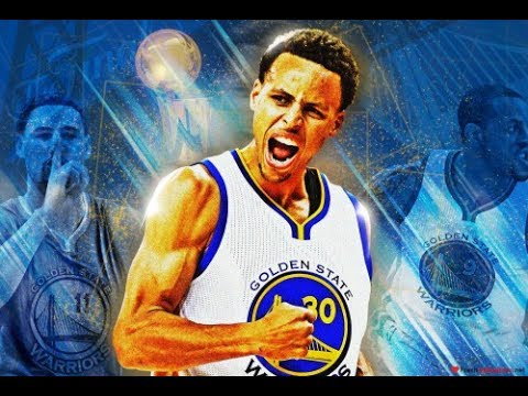 STEPHEN CURRY   Before They Were Famous NBA Player