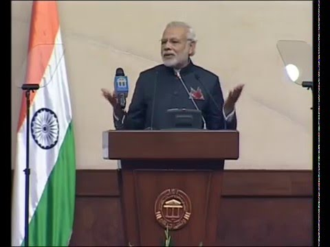 PM Shri Narendra Modi 's address in new Parliament building, Afghanistan