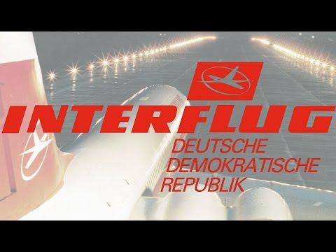 Von Schönefeld in alle Welt  Zur Geschichte der Interflug