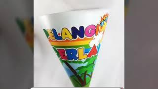 kertas es salju plastik ice cream stik  kertas kemasan es pelangi 0821 - 4077 - 0858