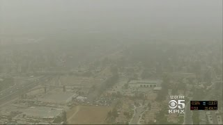 Bay Area Leaders Vote On Plan To Improve Air Quality