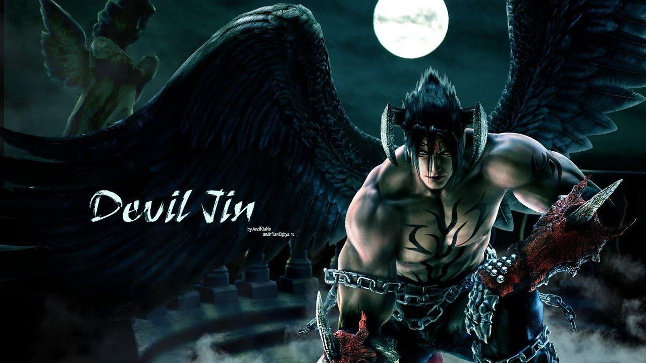 Devil Jin Tekken 6 Story Mode Youtube