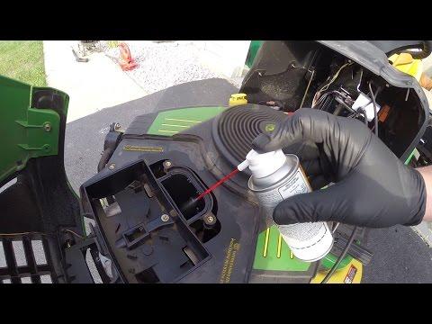Lawnmower Maintenance Tips: #1 Cleaning Your Intake & Carburetor