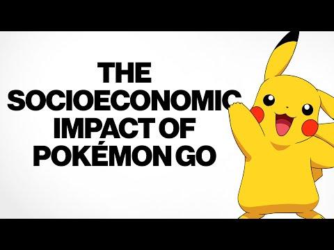 The Socioeonomic Impact of Pokémon Go