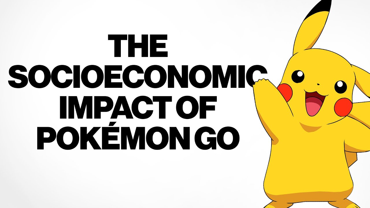 The Social And Economic Impact Of 'Pokémon Go' - Digg