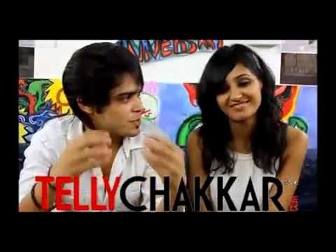 Arsha (Amar n Shakti ) Interview With Telly Chakkar