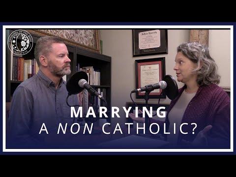 Should a Catholic Marry a Non-Catholic?