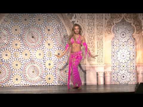 Samara Hayat Gala - Desert Rose Bellydance Festival 2014