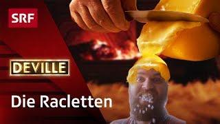 Die Racletten - das praktische Raclette für unterwegs - #deville