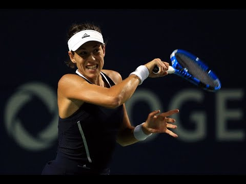 2017 Rogers Cup Third Round | Ashleigh Barty vs Garbiñe Muguruza | WTA Highlights