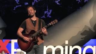 Musical Performance: Gabriel Tajeu at TEDxBirmingham 2014